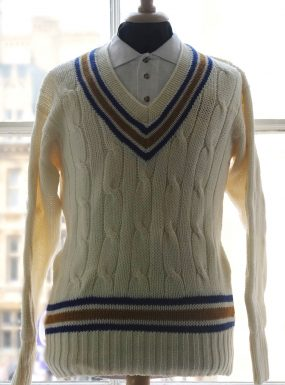 Robinson College Cricket Sweater