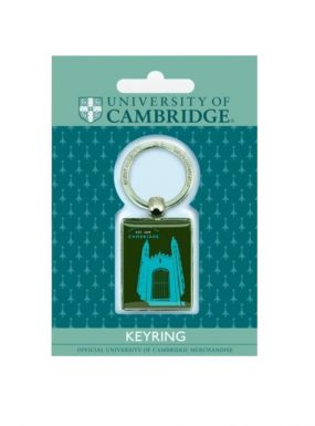 Contemporary King's Keyring