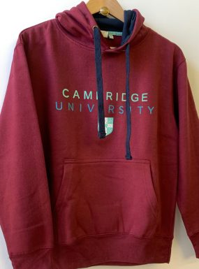 Cambridge University Varsity Print Hoody