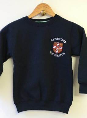 Children's University Crest Sweatshirt