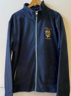 Gonville & Caius College Full Zip Soft Fleece