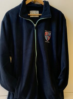 Corpus Christi College Full Zip Soft Fleece
