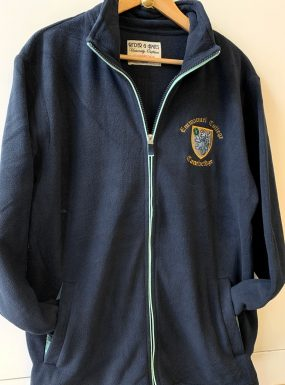 Emmanuel College Full Zip Soft Fleece