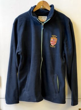 Fitzwilliam College Full Zip Soft Fleece