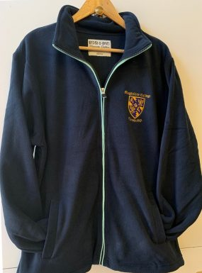 Magdalene College Full Zip Soft Fleece