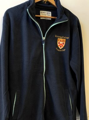 Trinity College Full Zip Soft Fleece