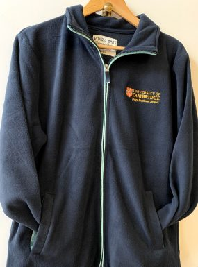Judge Business School Full Zip Soft Fleece