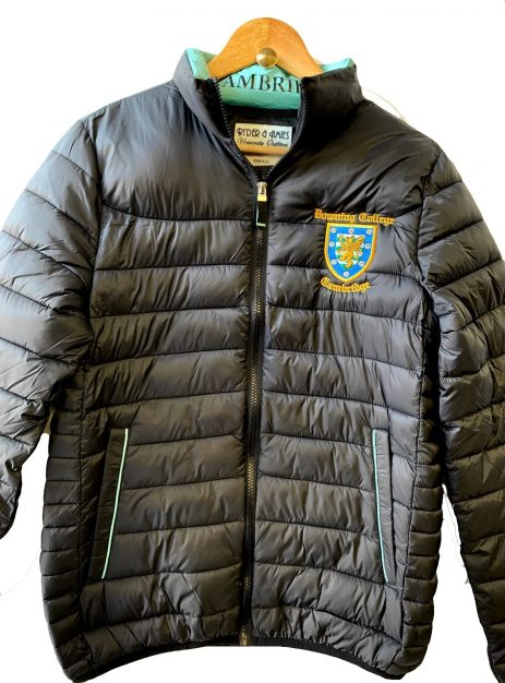 College Puffer Jackets
