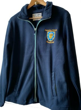 College Full Zip Soft Fleece