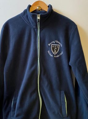 Murray Edwards College Full Zip Soft Fleece
